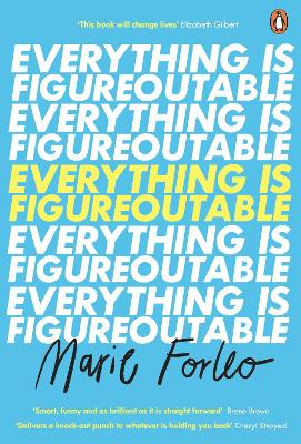 Everything is Figureoutable: The #1 New York Times Bestseller book