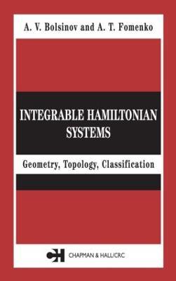 Integrable Hamiltonian Systems book