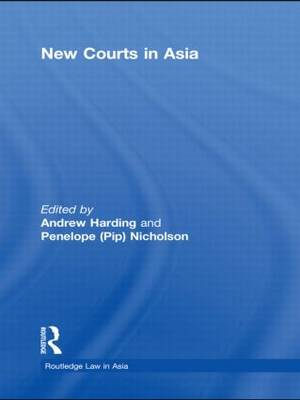 New Courts in Asia book