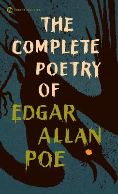The Complete Poetry Of Edgar Allan Poe by