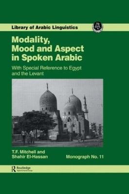 Modality Mood & Aspect Mon 11 book