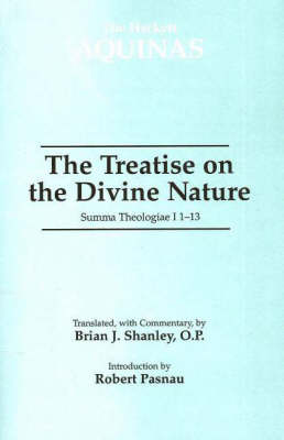 The Treatise on the Divine Nature book