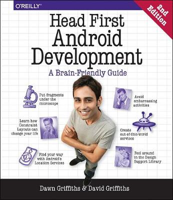 Head First Android Development 2e by Dawn Griffiths