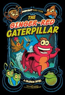 The Ginger-Red Caterpillar book