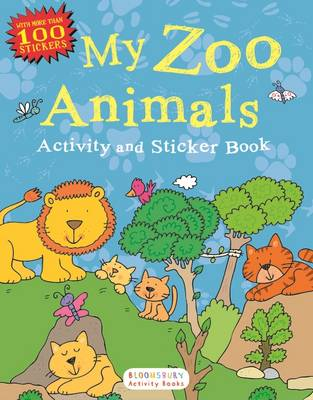 My Zoo Animals Activity and Sticker Book by Bloomsbury Publishing