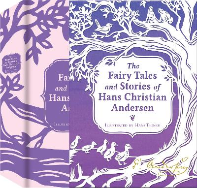 The Fairy Tales and Stories of Hans Christian Andersen by Hans Tegner