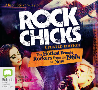 Rock Chicks (MP3) by Alison Stieven-Taylor