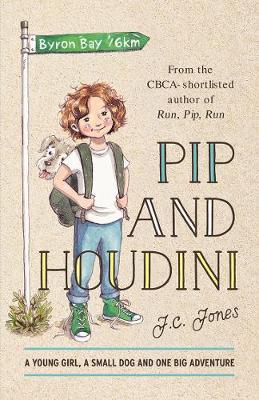 Pip and Houdini by J.C. Jones