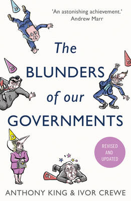 Blunders of Our Governments by Ivor Crewe