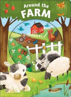 Look Closer Around The Farm by Roger Priddy