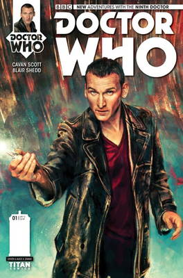 Doctor Who: The Ninth Doctor v.1 by Cavan Scott