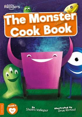 The Monster Cook Book book