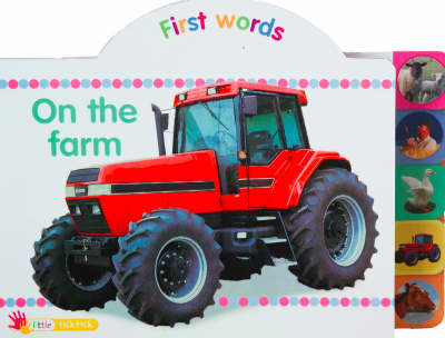 First Words On The Farm by null