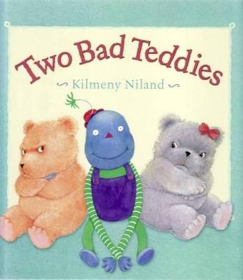 Two Bad Teddies book