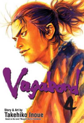 Vagabond: v. 4 by Takehiko Inoue
