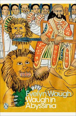 Waugh in Abyssinia book