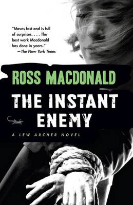 Instant Enemy by Ross Macdonald