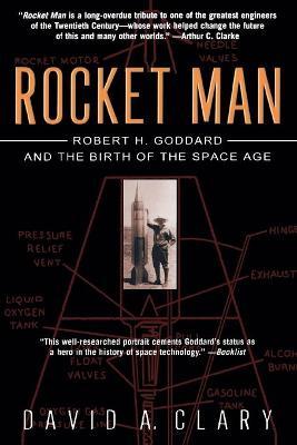 Rocket Man by David Clary