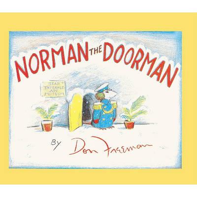 Norman the Doorman book