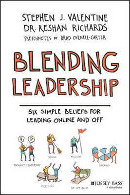 Blending Leadership by Stephen J. Valentine