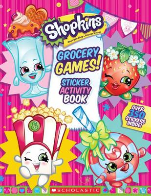 Grocery Games! by Scholastic