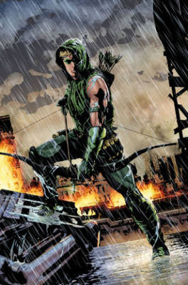 Green Arrow Volume 3 TP (The New 52) by Jeff Lemire
