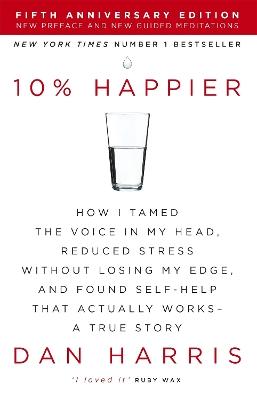 10% Happier book