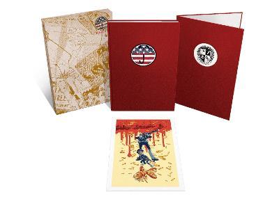 The Umbrella Academy Volume 2: Dallas (deluxe Edition) by Gerard Way