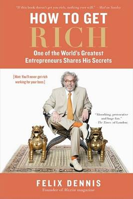 How to Get Rich book