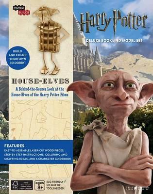 Incredibuilds: Harry Potter: House-Elves by Jody Revenson