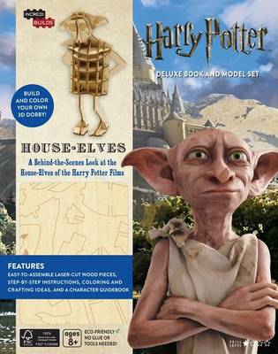 Incredibuilds: Harry Potter: House-Elves by Jody Revenson