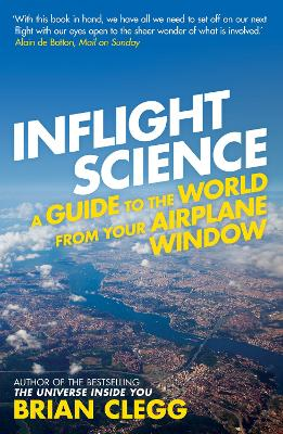 Inflight Science by Brian Clegg