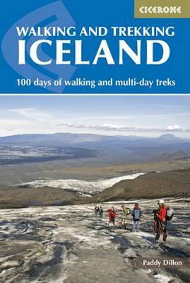 Walking and Trekking in Iceland by Paddy Dillon