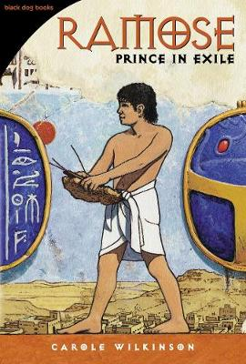 Prince In Exile by Carole Wilkinson