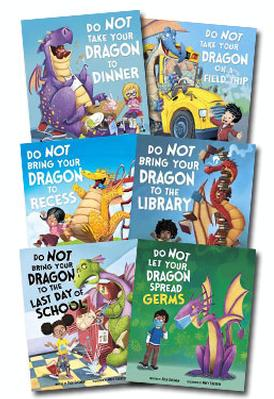 Do Not Bring Your Dragon: Set of 4 Books by Julie Gassman