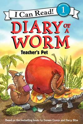 Diary of a Worm by Doreen Cronin