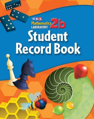 Math Lab 2b, Level 5; Student Record Book (5-pack) by McGraw Hill