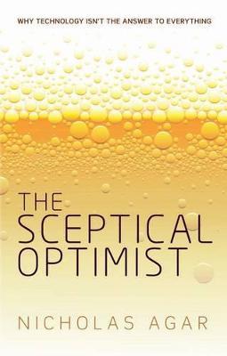 Sceptical Optimist book