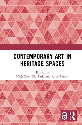 Contemporary Art in Heritage Spaces book