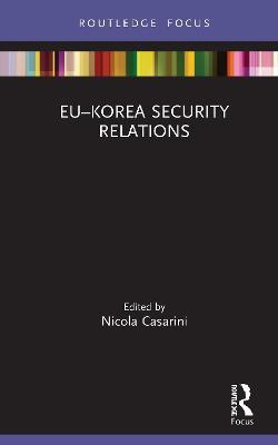 EU-Korea Security Relations book