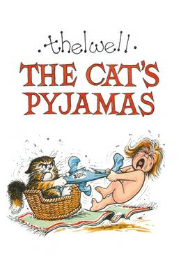 Cat's Pyjamas by Norman Thelwell