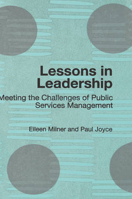 Lessons in Leadership book