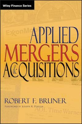 Applied Mergers and Acquisitions book
