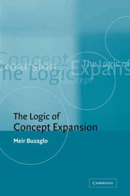 Logic of Concept Expansion book