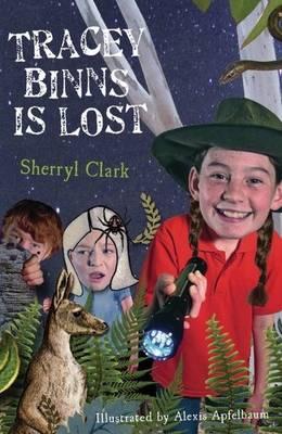 Tracey Binns Is Lost by Sherryl Clark