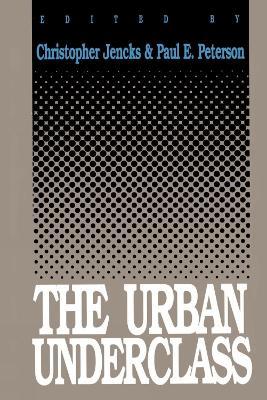 Urban Underclass by Christopher Jencks