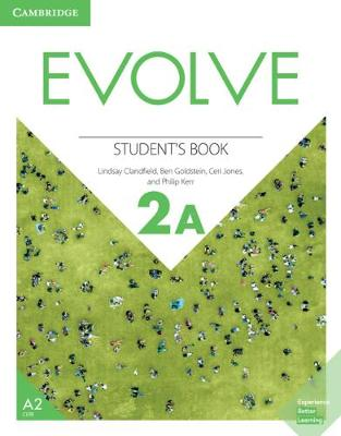 Evolve Level 2A Student's Book by Ben Goldstein