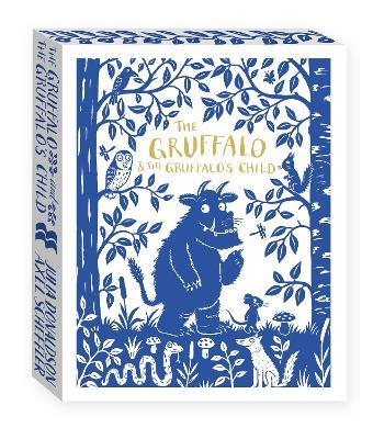 The Gruffalo and the Gruffalo's Child Gift Slipcase by Julia Donaldson