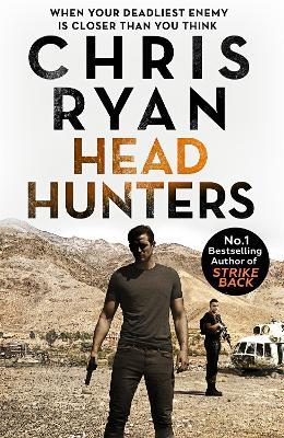 Head Hunters: Danny Black Thriller 6 by Chris Ryan