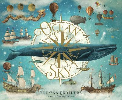 Ocean Meets Sky by Eric Fan